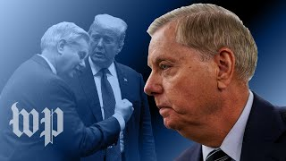 Lindsey Graham's ever-changing tone toward Trump