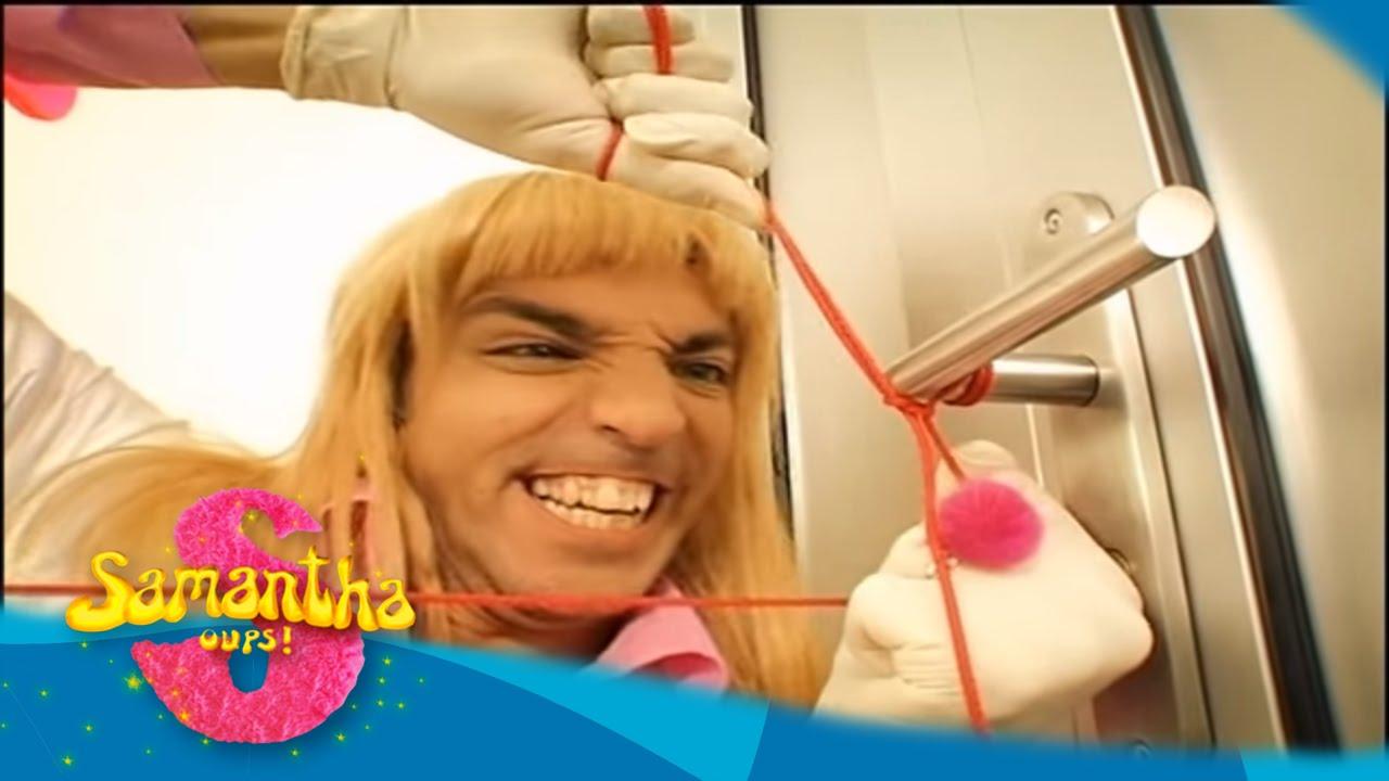 Samantha oups samantha chez le dentiste partie 2 youtube - Samantha oups sur le banc ...