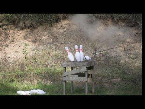 Ballistic Bowling - .223 v .308| Gun Talk
