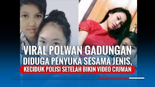 Viral Polwan Gadungan Diduga Penyuka Sesama Jenis, Keciduk Polisi Setelah Bikin Video Ciuman