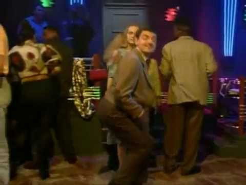 Classic MR BEAN Episode (Mr Bean buys a new tv, Police lineup & Funky Dance Scenes) Part 2 of 2