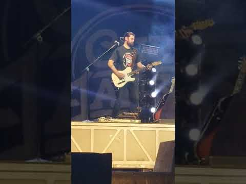 Chris Janson - Holdin' Her - Dodge County Fair 2018