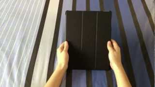 Marware MicroShell Folio New iPad Case Review HD
