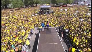 Borussia Dortmund Meisterfeier 15.05.11 WDR