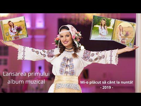 Simona RUSCU - emisiune Lansare album 2019 - Favorit Tv