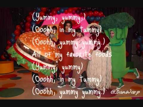Favorite Food  Victorious Cast Lyrics On Screen