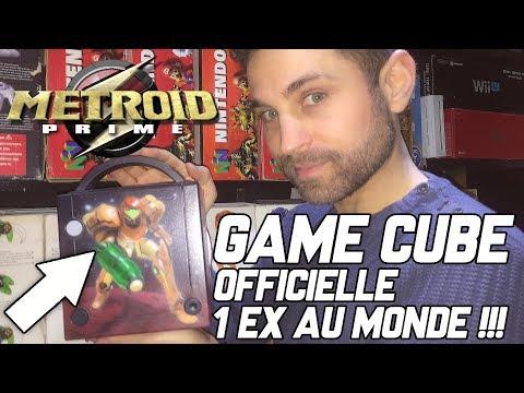 GAME CUBE METROID PRIME UNIQUE AU MONDE !!!