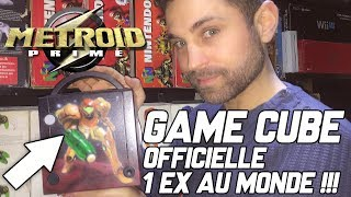 GAME CUBE METROID PRIME UNIQUE AU MONDE !!!