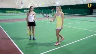 Выбирай спорт. Выпуск 2. Большой теннис.
