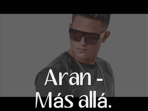 Letra de Más allá - Aran.
