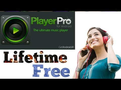 "Download Free ""Player pro music player"" lifetime"