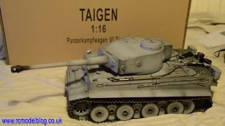 Video Taigen Tiger 1 Review download MP3, 3GP, MP4, WEBM, AVI, FLV November 2017
