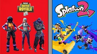 Fortnite / Splatoon 2 Stream - Get Ready For Your World To be Rocked