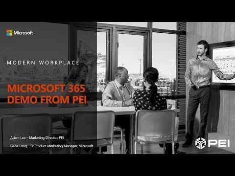 Microsoft 365 Demo | PEI