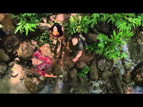 'Viaje al centro de la Tierra 2: La isla misteriosa' - Tráiler HD en español