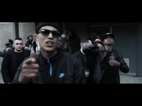 Lo-Bo ft  Matarr, Pinas & Kosso - Niet Meer Normaal (Official Music Video)