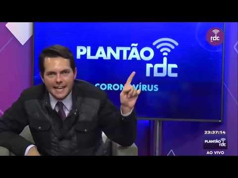 Programa Plantão RDC TV com Cel Marcos Paulo Beck