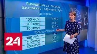 Безумства на дорогах скорость 300 километров в час ради славы в Интернете - Россия 24