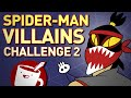 Artists Draw Spider-Man Villains (That They