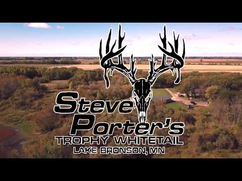Aerial Tour Of Our Hunting Preserve!