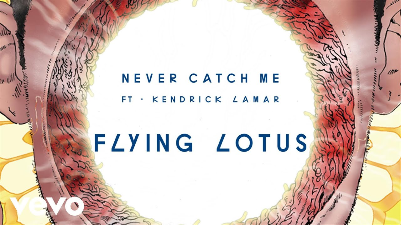 Flying Lotus Never Catch Me Official Audio Ft