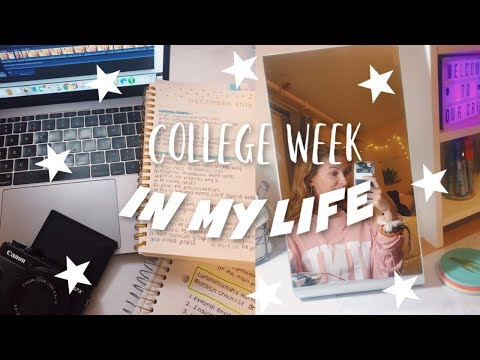FIRST WEEK OF COLLEGE VLOG: changing majors, making friends, & going out