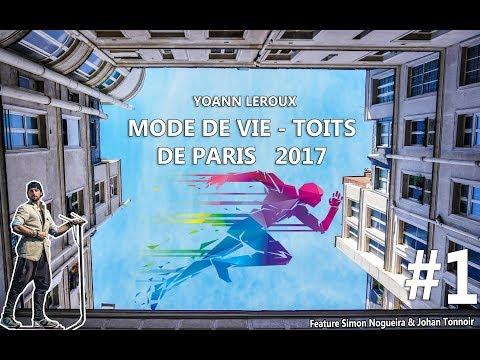 MODE DE VIE - TOITS DE PARIS - 2017 - #1