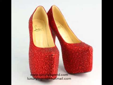 christian louboutin fashion shoes for women 2012 youtube