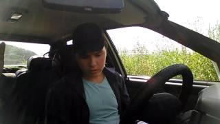Мои первые уроки вождения