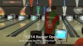 2015 Pba Summer Swing Begins May 11 - Brian Valenta Making His First Show Is Always On