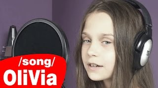 David Guetta - Titanium ft. Sia ( Cover by OliVia Tomczak 9 years )