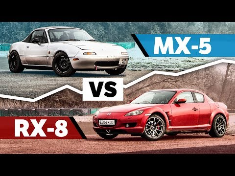 How Much Fun Is A Mazda RX-8 On Track?