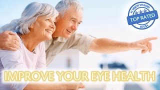 Preserve Your Eye Health, Better Night Vision, Sharper Vision, Dissolve Cataracts, AMD, Eye Floaters