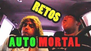 Retos Extremos: Auto Mortal (gas inmovilizador)