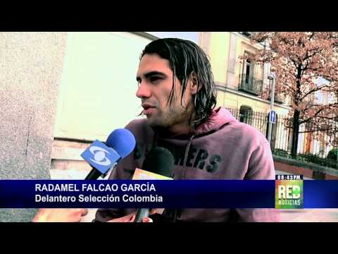 Falcao tiene seguridad de que jugará el Mundial de Brasil