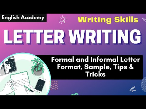 Formal Letter Writing | CBSE writing Official Letters | Writing Applications | Sample Letters