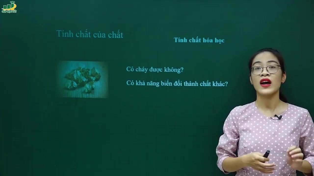 Hóa Học Lớp 8 – Bài 2 Chất Hóa trị lớp 8 | Cô Nguyễn Thị Kiều Anh