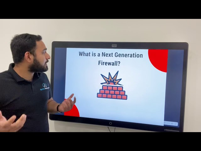 What is a Next Generation Firewall?