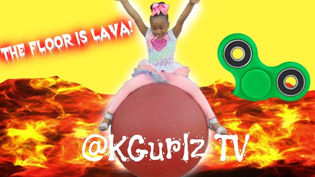 Download The Floor is Lava at Target! Kgurlz tv