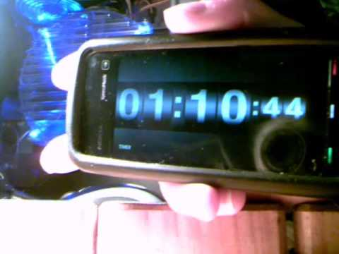 Nokia 5800 Apps Light saber, Old school timer, countdown timer and time