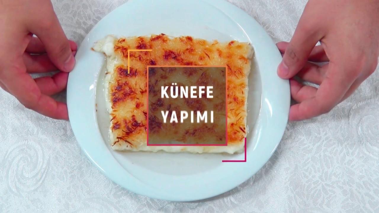 Künefe Tarifi (Videolu ve Aşamalı)