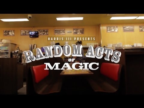 Random Acts Of Kindness (Magic): Waffle House Wonder (Episode #2)