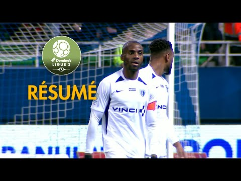 Troyes Paris FC Goals And Highlights