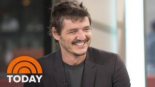Actor pedro pascal on 'kingsman: the golden circle' was 'very surreal'