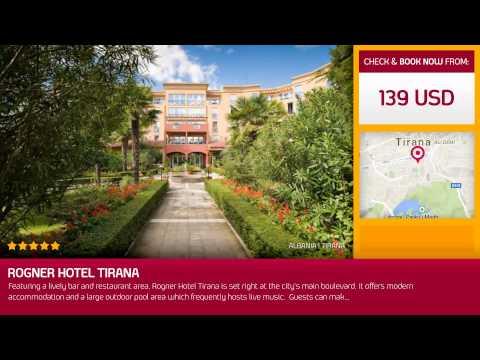 Rogner Hotel Tirana (Tirana, Albania)