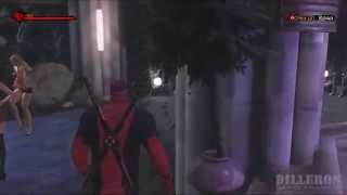 [ч.09] Прохождение игры Deadpool - Вечеринка с сисечками