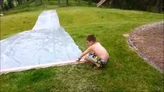 How to Make a Giant Slip