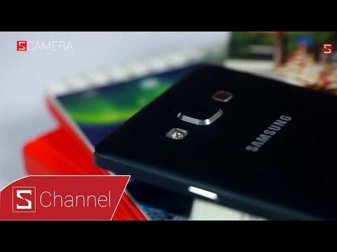 Schannel - Đánh giá chi tiết camera Galaxy A7