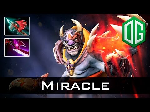Miracle Mid Lion - Dota 2 Gameplay