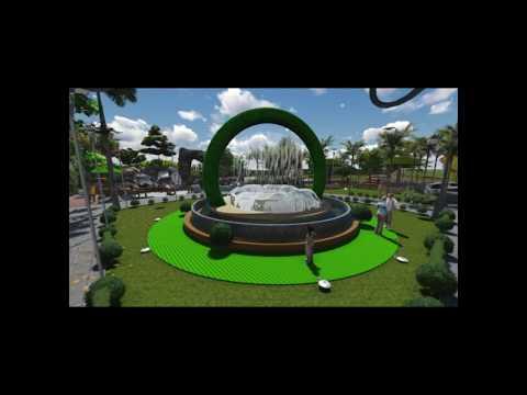 nesorgo resort 3D